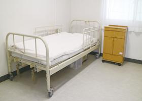 入院施設、個室