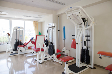 筋トレーニングシステムを導入